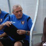 """Salernitana, Castori: """"Il mio è un calcio efficace, in A stadio sempre pieno"""""""